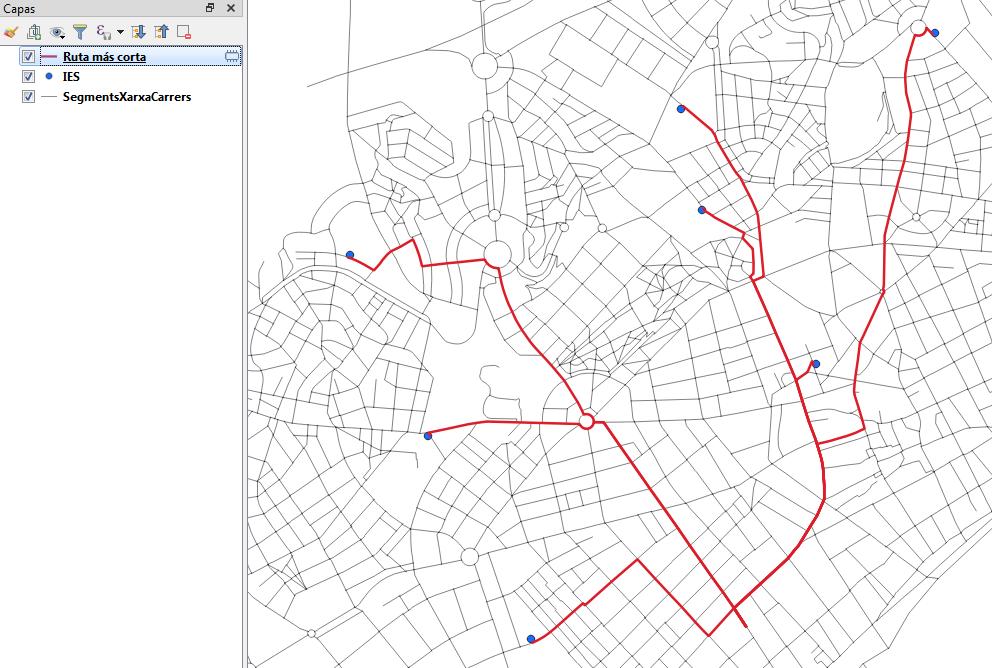 Implementación de las funcionalidades QGIS3 para realizar el cálculo local en el módulo CTE