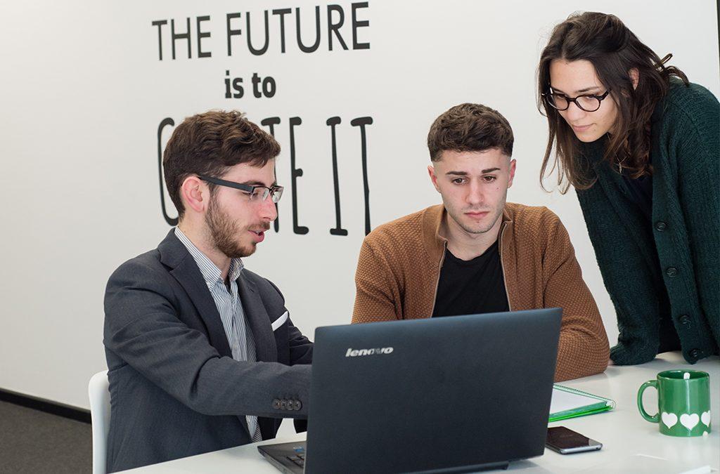Sortides professionals després d'estudiar Emprenedoria i Innovació